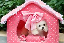 Dog Houses / Take a look at our awesome collection of the best winter snow dog houses for small and medium sized breeds you'll find! Simply head over to www.dogbootsworld.com !