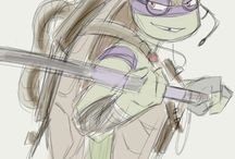 TMNT / I just love TMNT and Donnie is my favourite turtle.