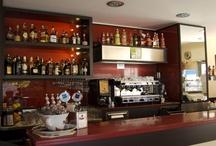 Marilyn Café - Trani / Arredamento del bar realizzato da Zingrillo.com