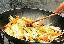 cucina asiatica