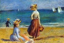 Pierre Auguste Renoir / Arte