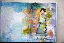 Art Journals / by Darlene Weigle