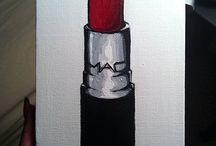 makeup room/closet / by Aliana Santana