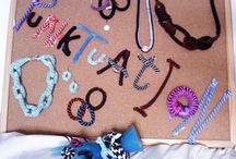 "Punktuation / ""You know what accessories are?  They are punctuations in the sentence.  The comma, the fullstop, the exclamation mark, the question mark..."" DVF Punktuation - has a little more edge!"