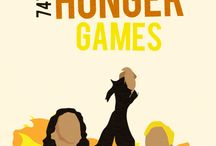 Happy Hunger Games / by Alanna Woolsey