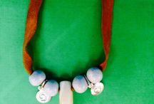 Bijuterii Handmade / Acestea sunt accesorii unice create de mama mea.