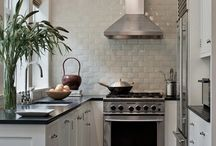 Kitchen ideas / Inspirational ideas for new kitchen
