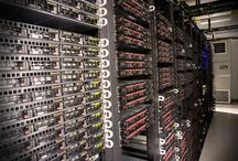 Data Centers & Servers / by Von Rod Casiño Limpot