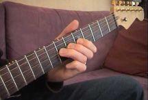 Guitar chords etc