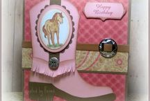 Card-Western / by Vicky Lux