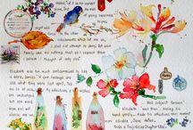 Watercolors / by Emie