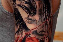 Tatuaggio Polka Trash