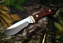 Vehement Skinners / Here's a few variations of our take on the infamous skinning knife!