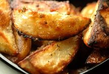 Side Dishes---Spuds