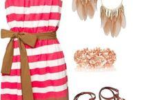 Dresses / ladies look good in dresses