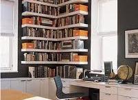 Kütüphane / Raflar