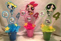 Charlotte's 4th birthday ideas