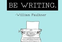 Write / by Sara Willis