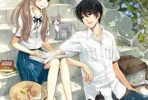 cute couple anime 2