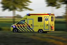 ambulance  / ambulance meldingen