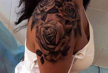 frauen tattoos