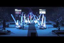"""Défilé collection BellydanceDiscount.com / A Mulhouse, 6 danseuses BellydanceDiscount.com ont littéralement envoutés le palais des sports, lors du défilé chorégraphié, organisé pour la promotion du site et de sa nouvelle collection de costumes de danse orientale. Découvrez et partagez avec nous, ces quelques moments exceptionnels et intenses avec le """"Staff"""" BellydanceDiscount.com à travers ces images :-) Si vous craquez déjà pour une des tenues, rendez-vous sur www.BellydanceDiscount.com"""
