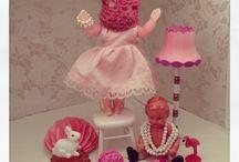 Bertil Göransson / Doll dollhouse