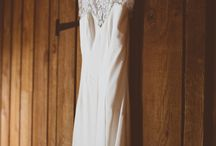 ATTIRE | Dress it up / Wedding dress inspiration for lesbian two brides and women in love.