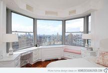 Window ideas / Bay window seats