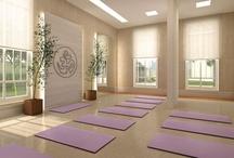 yoga dekorasyon