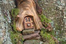 Fairy Houses & Miniatures