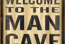 Man Cave / Everything a young male desires for their home