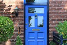 BESPOKE VICTORIAN EXTERNAL DOORS