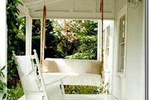 Porch seat / Swing seat