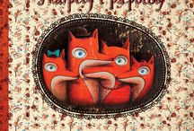 "*Skarpety i papiloty* / *Skarpety i papiloty* Children's book. Author: Julia Holewińska Illustrations: Robert Romanowicz Publishing: Tashka Poland 2013 This book is based on a theatrical performance under the same title ""Skarpety i papiloty""."