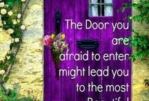 Doors And Gates / by Dorothy Braithwaite