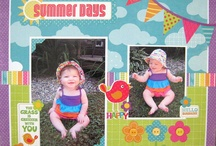 SCRAPBOOKING FUN / by Lori Stakely