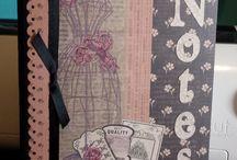 Agendas Personalizadas / Ideas para personalizar y decorar de manera creativa las agendas, libretas y cuadernos.