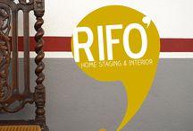 COLORS by RIFO' / Il potere del colore per cambiare, rinnovare, trasformare The power of color to change , renew , redesign