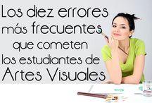 Los profesores de arte españolas / Recursos educativos para profesores de arte españolas.