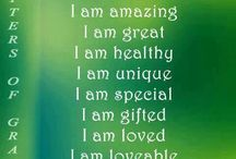 childrens daily affirmations