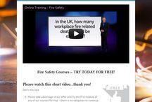 Fire Safety / Fire Safety and Fire Safety Courses