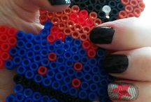 My geekalicious nail art / A place to keep all my geeky nail art :) / by Pixiezilla