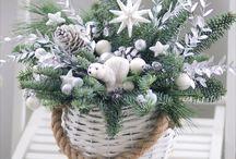 Vánoce, dekorace