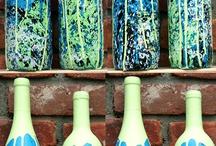 Aktiviteter Med Vinflasker