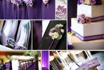 Purple Wedding / by Wedding Party