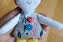 Sewing - For Kids / Sewing tutorials and ideas for fun projects specifically for kids.  / by Rebecca Greco