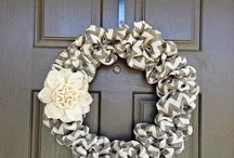 Wreaths / by Holly Myers