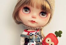 Blythe dolls / by Tiffany Kennedy