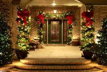 Christmas_ our house
